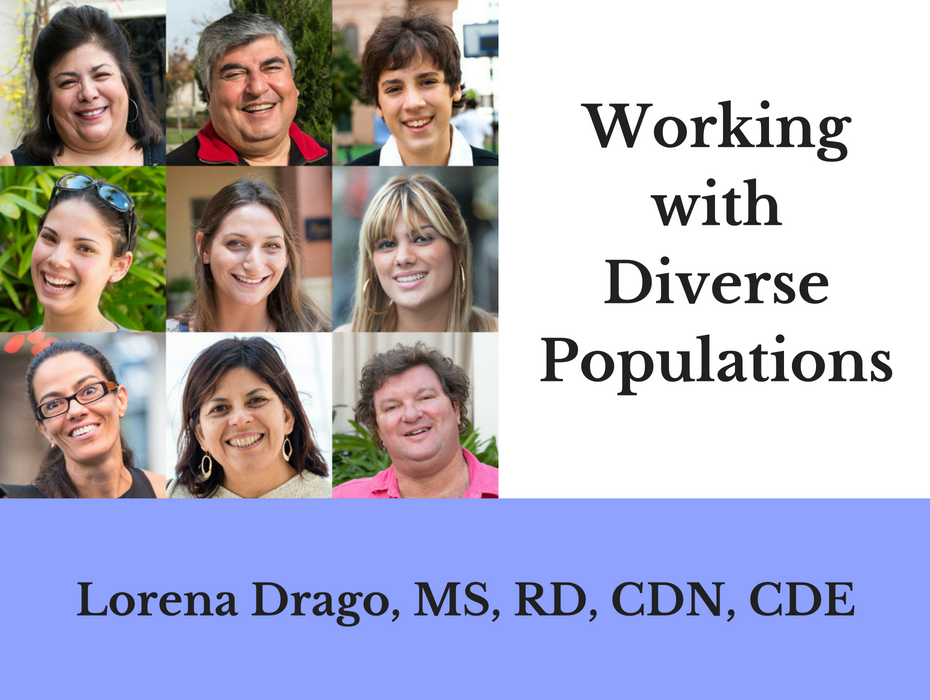gestalt therapy in working with culturally diverse populations Characteristic of group leaders' working with diverse populations  encounters with culturally  happens in gestalt therapy.