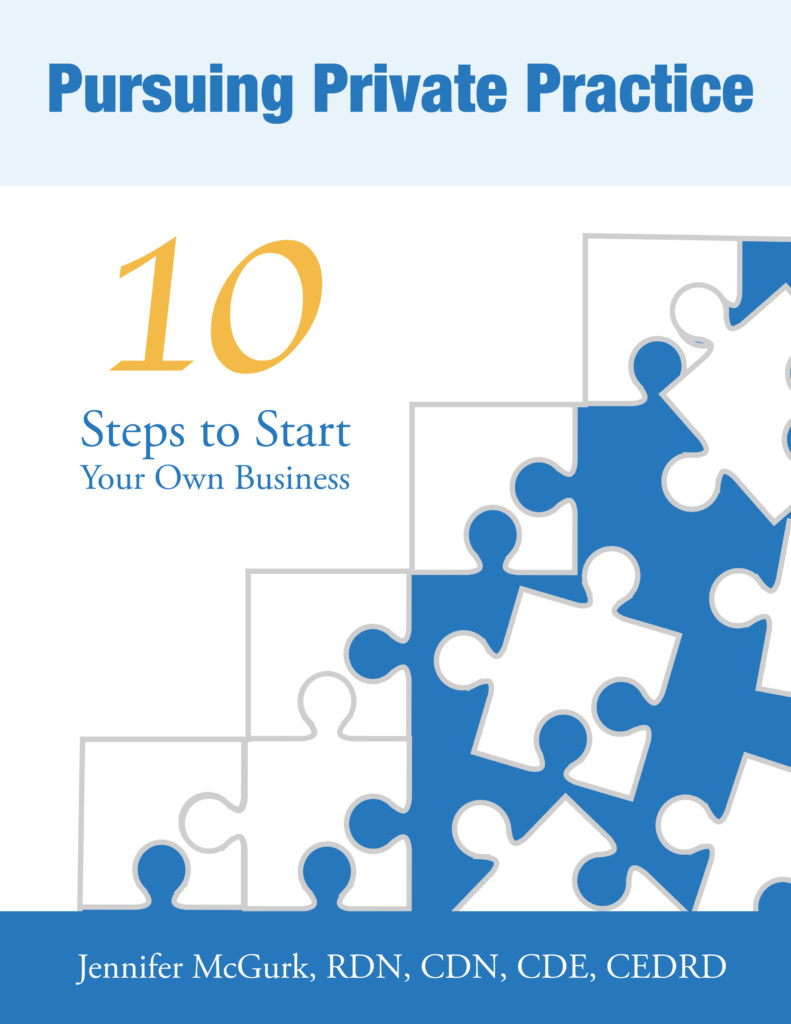 Pursuing Private Practice: 10 Steps To Start Your Own Business - RD2RD