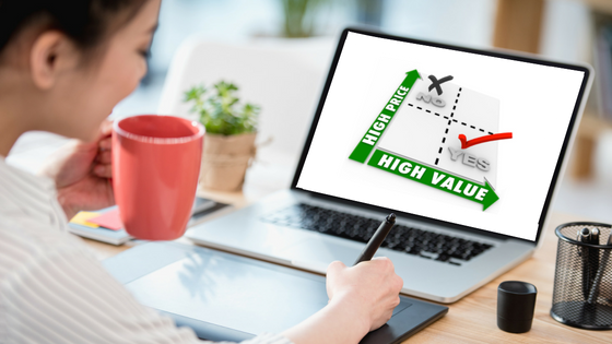 Why Use a Value-Focused Pricing Strategy for Digital Products