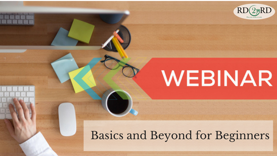 Webinar Basics and Beyond