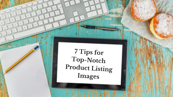 tips for a digital product listing image