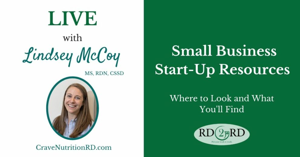 Small Business Startup Resources: Where to Look