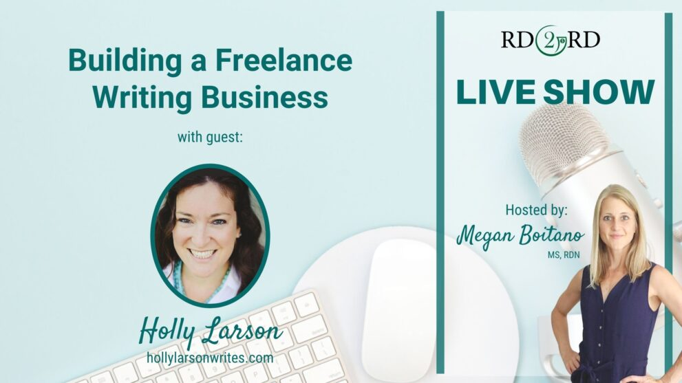 Building a Freelance Writing Business