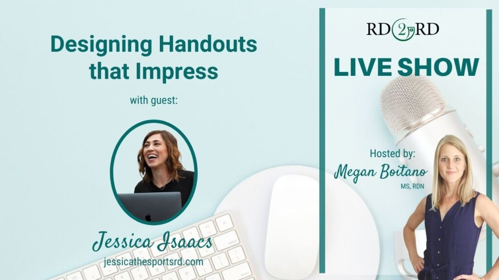 guest on live show jessica isaacs