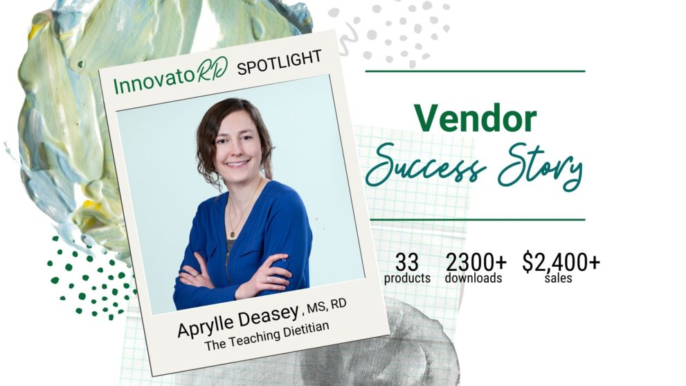 The InnovatoRD: Workshop Toolkits Earn Big for Aprylle Deasey