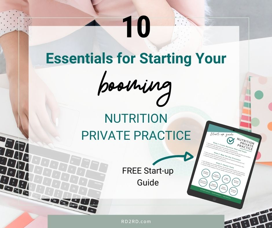 private practice start up guide page preview