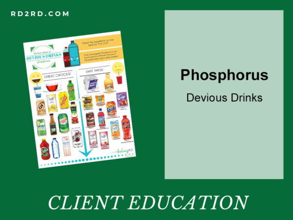 Phosphorus- Devious Drinks