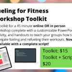 slide preview image from fueling for fitness workshop