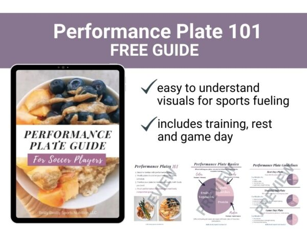 performance plate 101 page mock ups